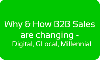 Why and How B2B Sales are changing